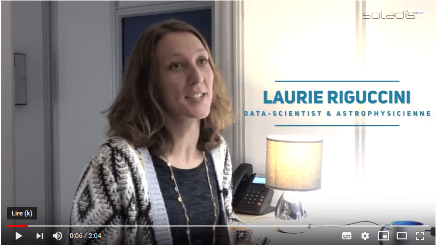Data sciences : focus sur le Big Data et un cas pratique en Astrophysique